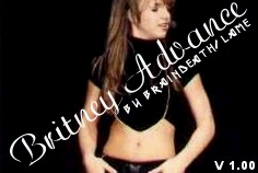 Thumbnail 1 for Britney Advance v1.0 (Aug 19 2001)